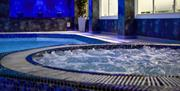 Best Western PLUS Stoke-on-Trent Moat House pool and spa