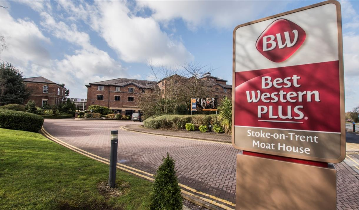 Best Western PLUS Stoke-on-Trent Moat House