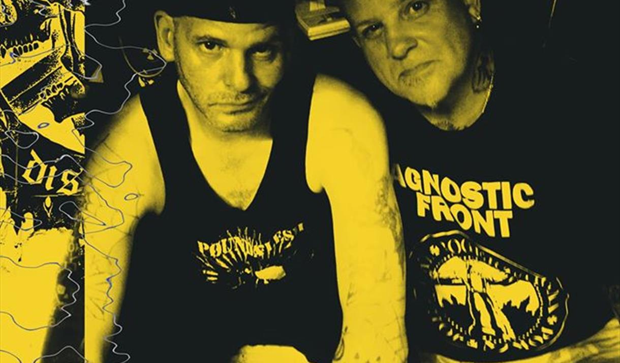 An Evening With Discharge at The Underground