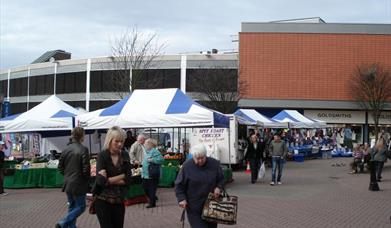 City Centre Outdoor Market