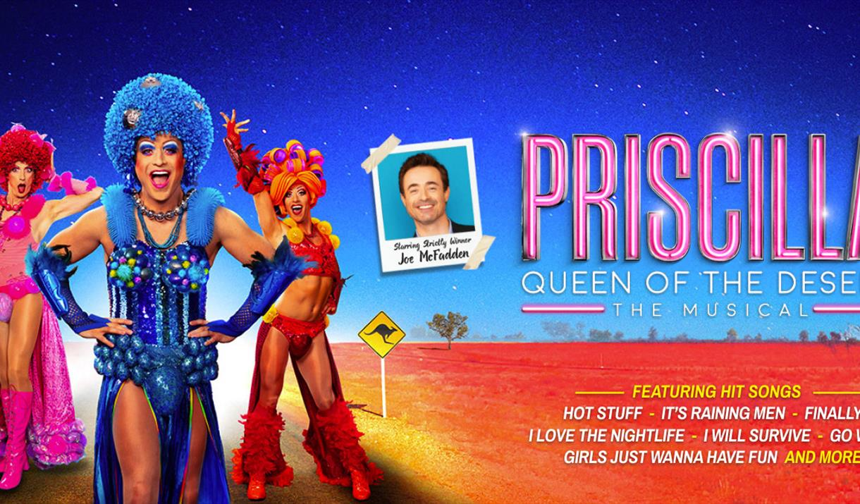 Stage Productions - Priscilla Queen of The Desert