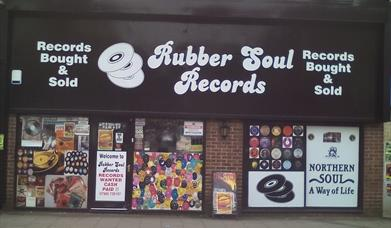 Rubber Soul Records