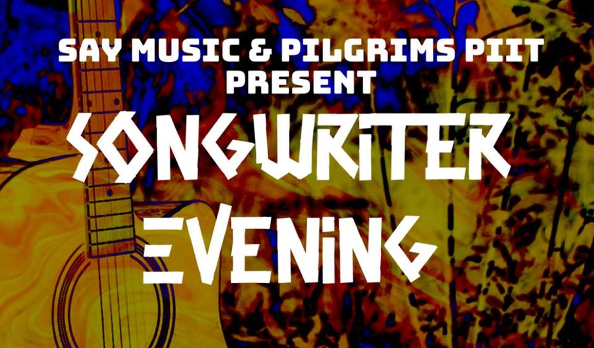 Songwriter Evening at Pilgrim's Pit - Jay Johnson
