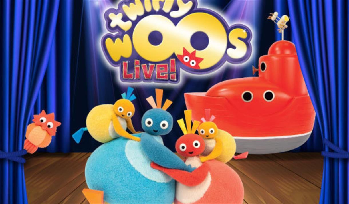MAC Theatre: The Twirlywoos