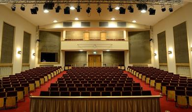 Mitchell Arts Centre Auditorium